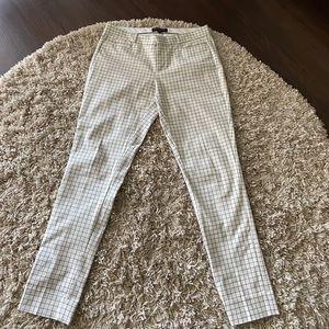 Banana Republic white dress pants